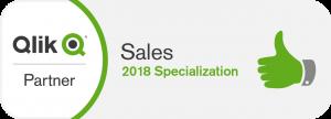 Qlik Spezialisierung Sales