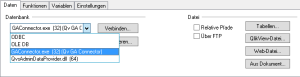 QlikView Google Analytics Easy Connect Wizard