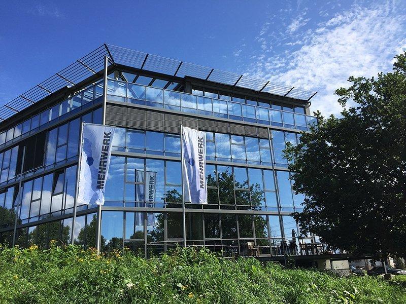 Mehrwerk AG Firmengebaeude