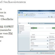 Produkt-/Variantenkonfiguration Suchassistent