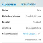 SAP Cloud for Sales - MobileApp 4