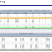 OEE mit SAP ERP Beispiel Leistung