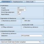 SAP Berechtigungsmanagement Stammdaten