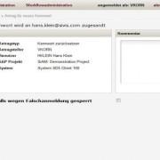 SAP Berechtigungsmanagement Passwort ändern