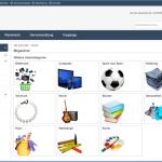eSelling SAP ERP Katalognavigation