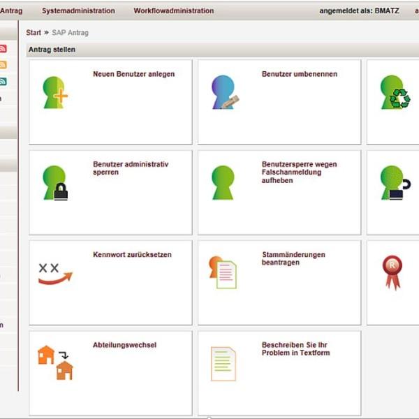 SAP ERP Berechtigungsmanagement - Benutzerverwaltung auch für nicht SAP Anwender