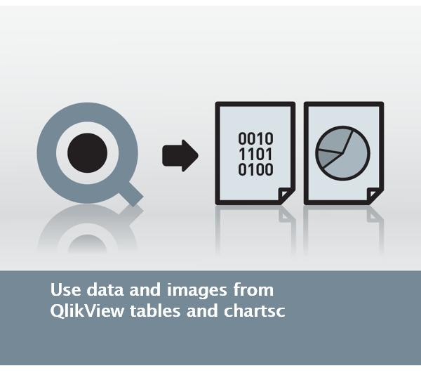 Qlik NPrinting Reuse Qlik Data and Charts