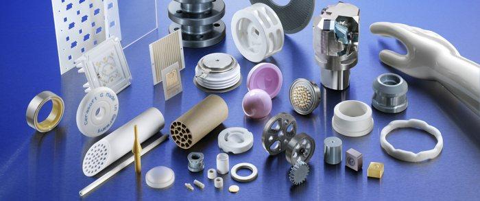 CeramTec Produkte