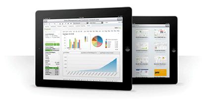 Qlik Mobile Bueinss Intelligence für verschiedene Betriebssysteme