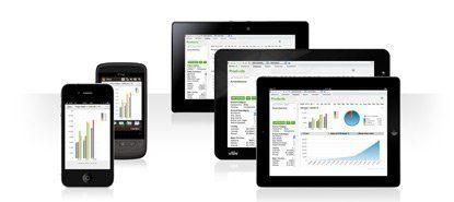 Qlik Mobile Business Intelligence für jedes Endgerät