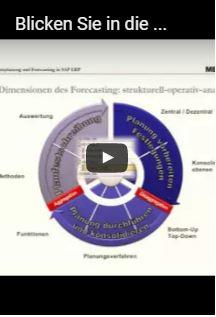 Video Absatzplanung und Forecasting in SAP ERP