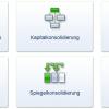 Controlling und Planungswerkzeug - Konsolidierung