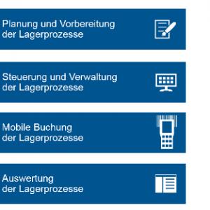 Warehouse Control / SAP® Lagersteuerung und Kommissionierung
