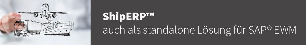 ShipERP für SAP EWM