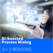 BI-boosted Process Mining | 10 gute Gründe
