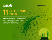 BI-Trends 2018 | über Governance, Sicherheit und Datenqualität