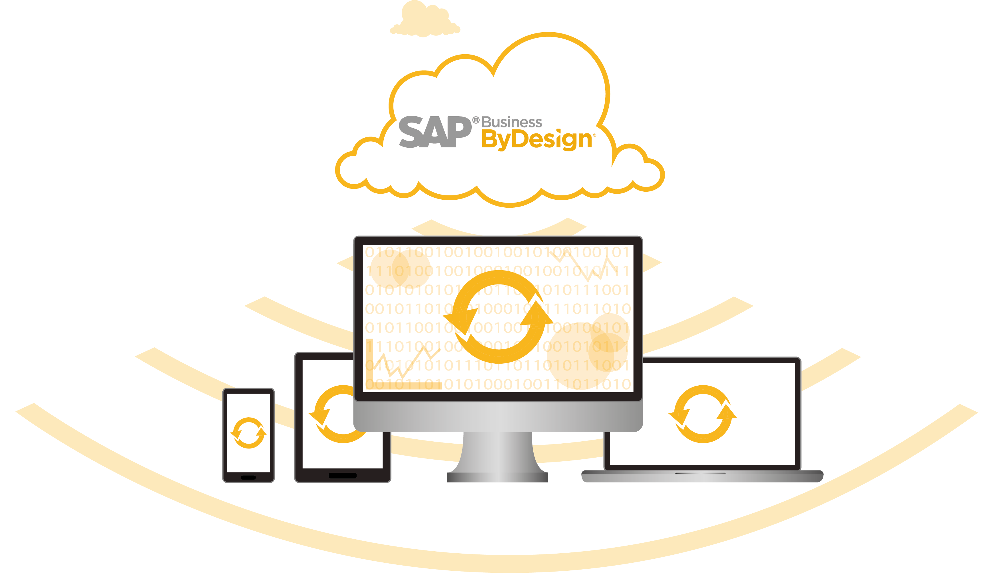SAP ByD Illustration