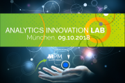 Analytics Innovation Lab | München, 09.10.2018