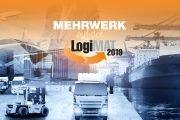 LogiMAT 2019 | 19. bis 21. Februar | Messe Stuttgart