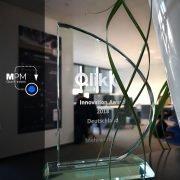 Qlik Innovation Award 2018 MPM