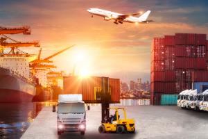 Smartes Versand- und Transportmanagement