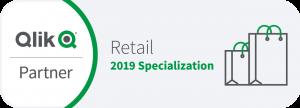"""Qlik Spezialisierung """"Retail"""""""