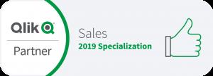 """Qlik Spezialisierung """"Sales"""""""