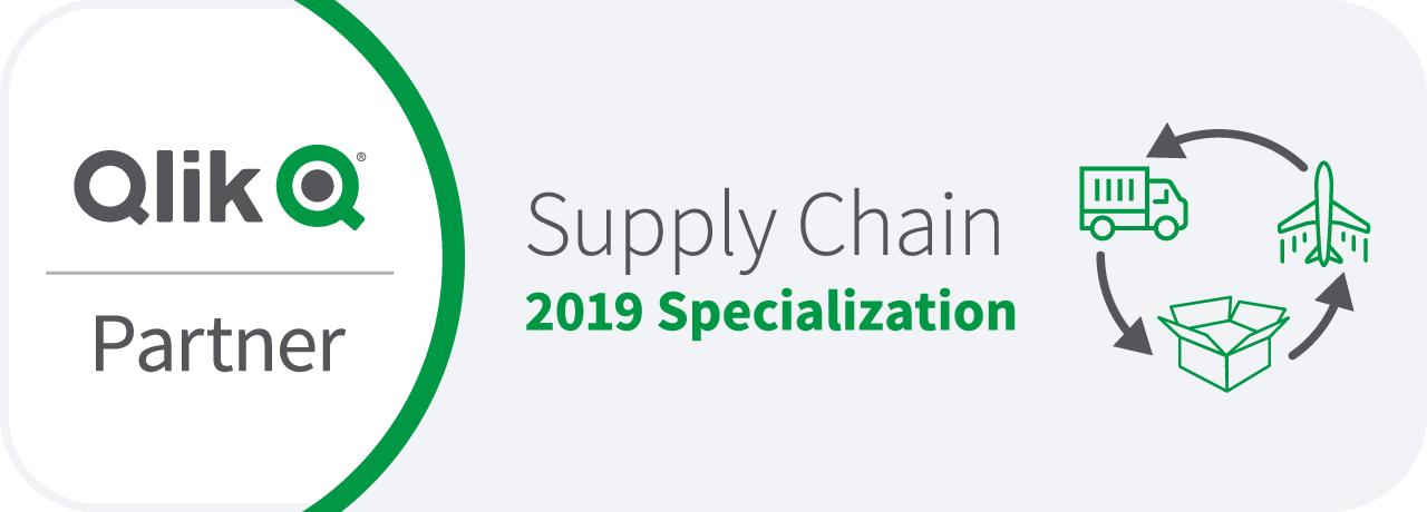 """Qlik Spezialisierung """"Supply Chain"""""""