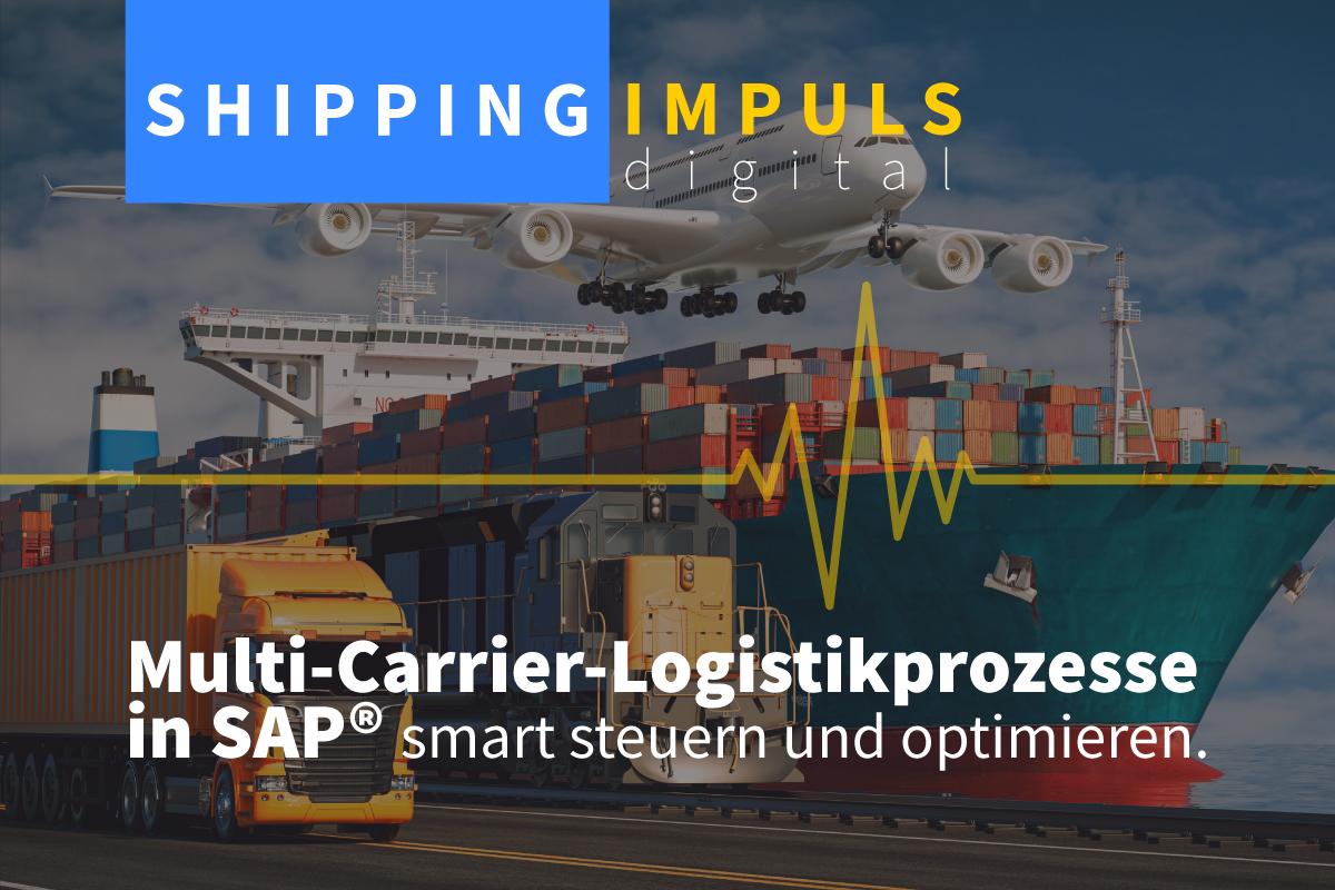 Multi-Carrier-Logistikprozesse in SAP® smart steuern und optimieren.