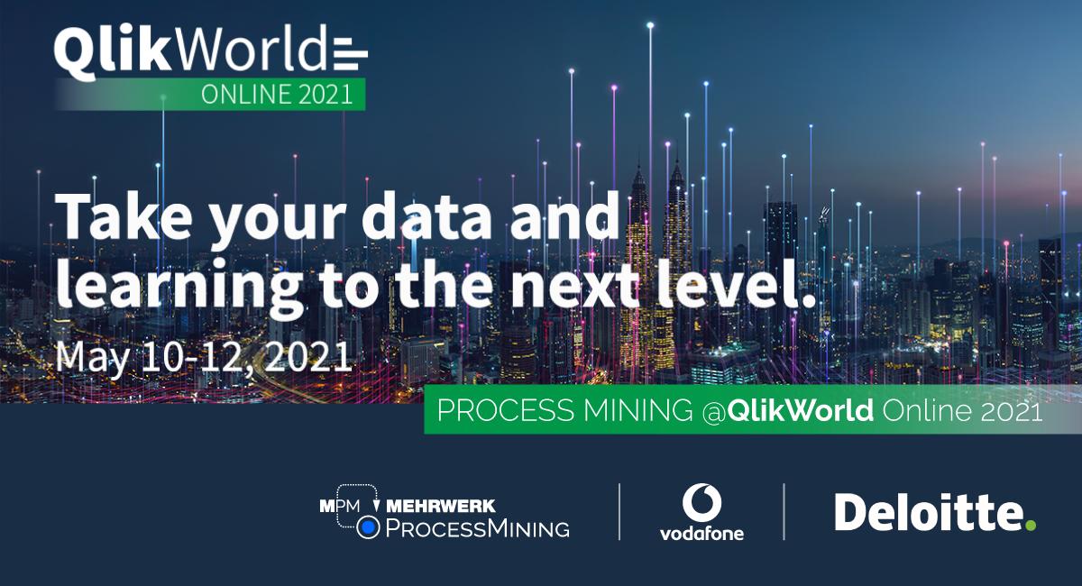 Process Mining @QlikWorld Online