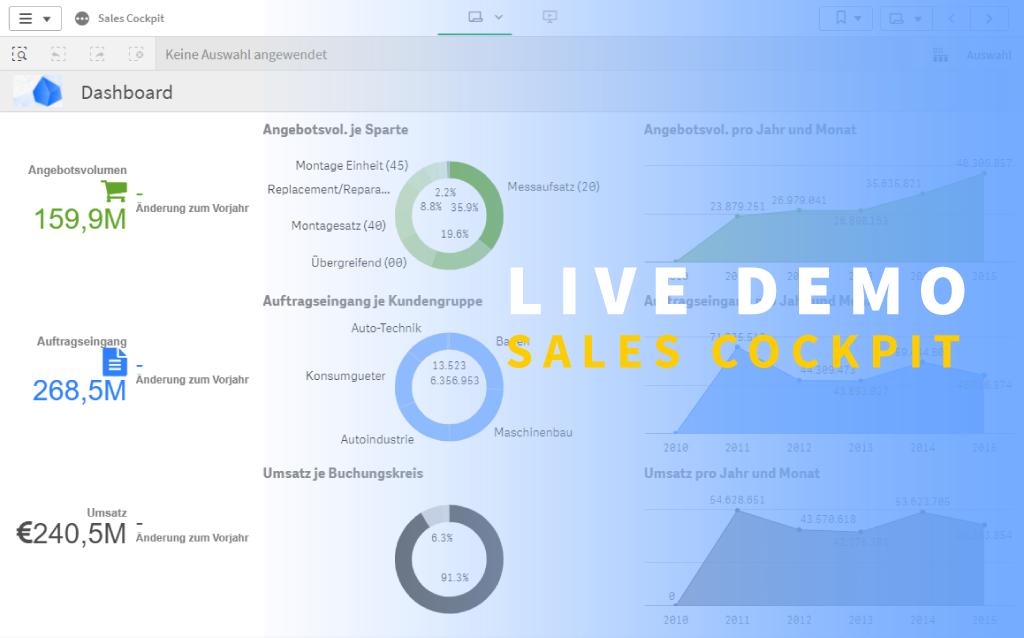 Sales Cockpit Live Demo