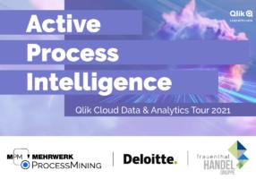 Active Process Intelligence | Qlik Cloud Data & Analytics Tour