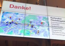 Flüchtlingshilfe Karlsruhe