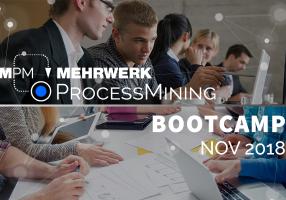 MEHRWERK Process Mining Bootcamp