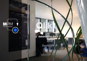 Qlik Innovation Award 2018 MPM