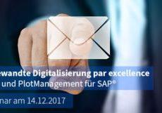 eMail und PlotManagement für SAP
