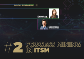 Digital Symposium #2 | Process Mining im ITSM