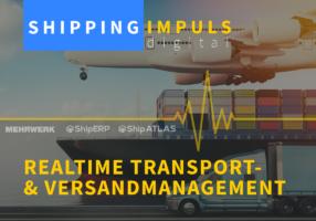 Realtime Transport- und Versandmanagement: Shipping-Prozesse in Echtzeit steuern und optimieren – direkt aus SAP® S/4HANA & SAP® ECC