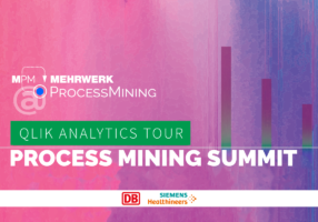 PROCESS MINING SUMMIT im Rahmen der Qlik Analytics Tour 2020