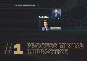 Digital Symposium #1 | Process Mining in der Praxis: Enttäuschungen und falsche Erwartungen vermeiden. Kontinuierliche Prozessoptimierung sicherstellen.